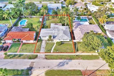 North Miami Single Family Home For Sale: 2185 NE 124th St