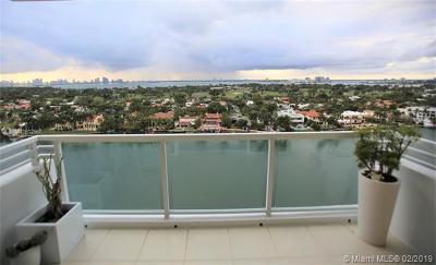 Miami Beach Condo For Sale: 5600 Collins Ave #16P