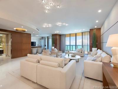 Bal Harbour Condo For Sale: 9705 Collins Ave #LPH4
