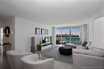 Miami Beach Condo For Sale: 1200 West Ave #1426