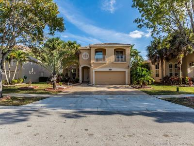 Miramar Single Family Home Active With Contract: 16824 SW 49th Ct