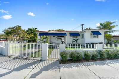 West Miami Single Family Home For Sale: 1355 SW 62nd Ave