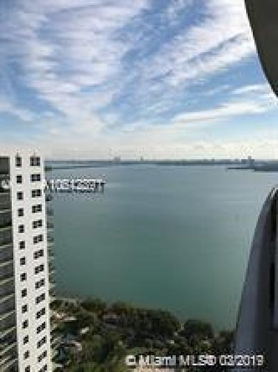Rental For Rent: 1750 N Bayshore Dr #3707