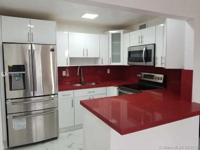 Sweetwater Condo Sold: 11195 SW 1st St #312