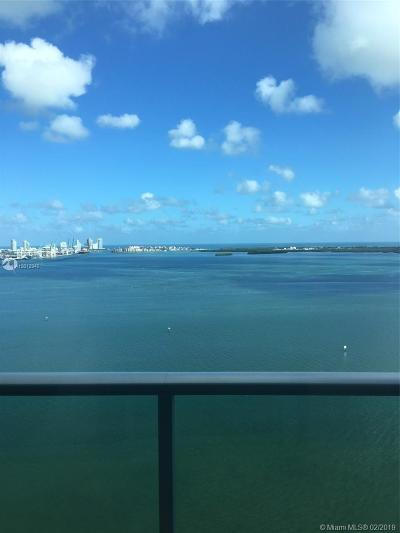 Miami Rental For Rent: 1331 Brickell Bay Dr #2903