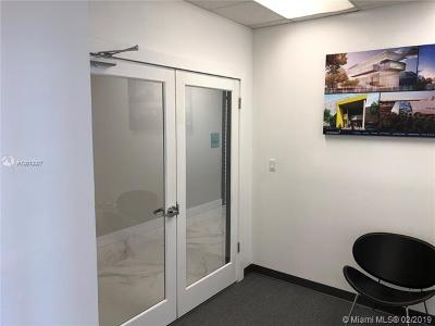 Commercial For Sale: 150 SE 2nd Ave #706