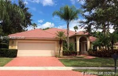 Weston Single Family Home For Sale: 3240 Huntington