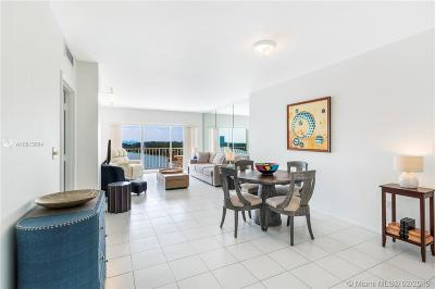 Sunny Isles Beach Condo For Sale: 300 Bayview Dr #812