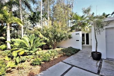 Miami Beach Single Family Home Sold: 3075 N Bay Rd