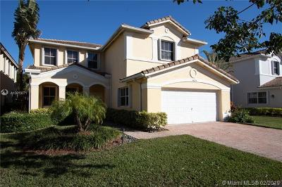 Doral Single Family Home For Sale: 4655 NW 95th Ave