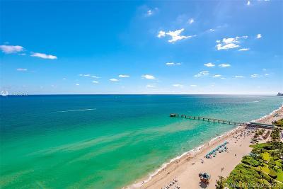 Sunny Isles Beach Condo For Sale: 17001 Collins Ave #2502