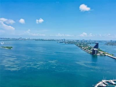 Miami Condo For Sale: 1750 N Bayshore Dr #2901