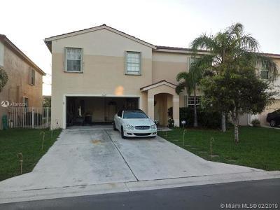 Lake Worth Single Family Home For Sale: 6627 Rainwood Cove Ln