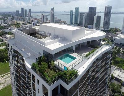 Miami Rental Leased: 1600 NE 1 Ave #1619