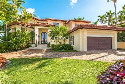 Coral Gables Single Family Home For Sale: 199 Caoba Ct