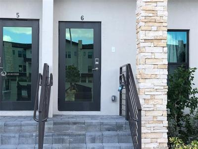 Doral Condo For Sale: 10467 NW 82nd St #6