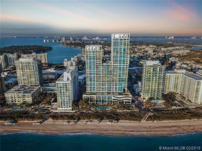 Miami Beach Condo For Sale: 6899 Collins Ave #1710