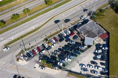 Homestead Commercial For Sale: 24141 S Dixie Hwy