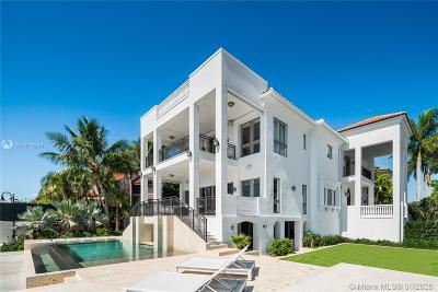 Miami FL Single Family Home For Sale: $15,950,000