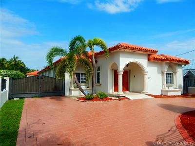 Miami Single Family Home For Sale: 3010 SW 115th Ave