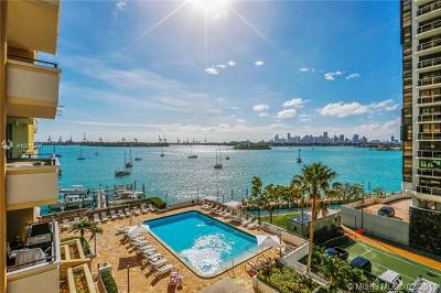 Miami Beach Condo For Sale: 11 Island Avenue #605