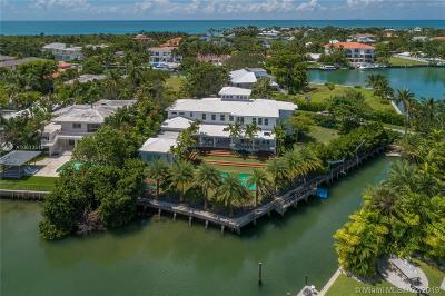 Key Biscayne Single Family Home For Sale: 925 Mariner Drive