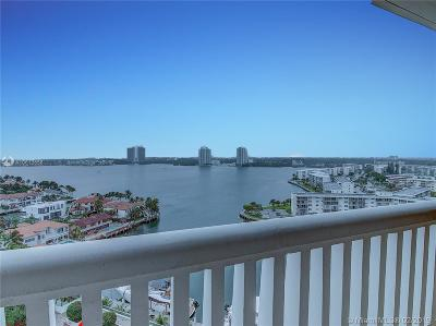 Aventura Condo For Sale: 1000 Island Blvd #1602