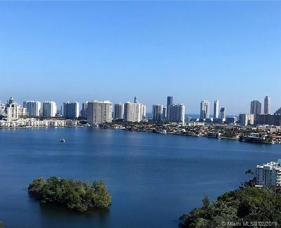 North Miami Condo For Sale: 16385 Biscayne Blvd #1615
