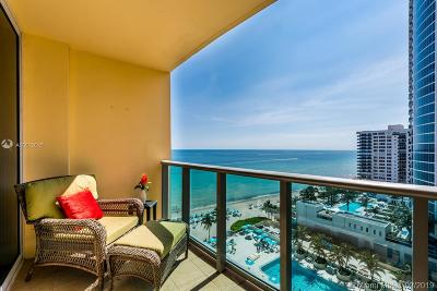 Hollywood Condo For Sale: 2501 S Ocean Dr #1416