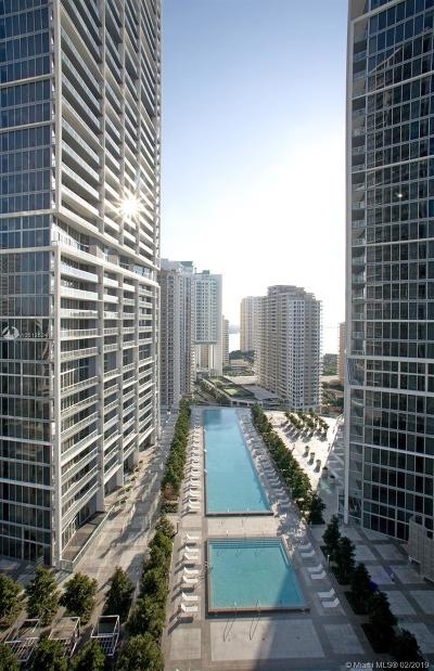 Condo Sold: 475 Brickell Ave #410