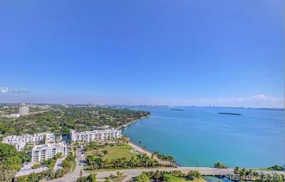 Miami Condo For Sale: 601 NE 36 Street #2804