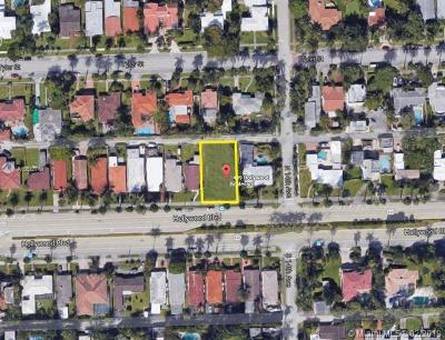 Broward County Residential Lots & Land For Sale: 1409 Hollywood Blvd