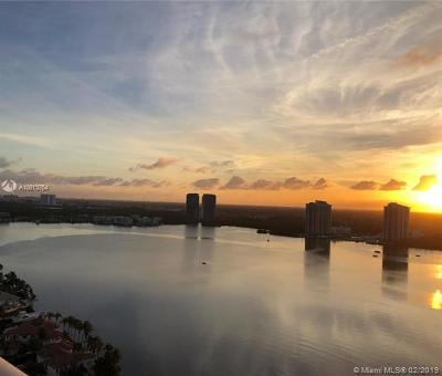 Aventura Condo For Sale: 1000 W Island Blvd #2711