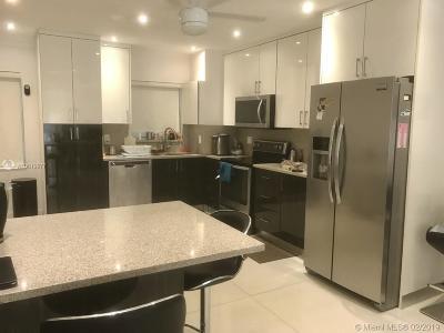 Hallandale Single Family Home For Sale: 3177 S Ocean Dr #203