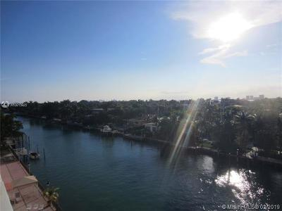 Bay Harbor Islands Condo For Sale: 10000 W Bay Harbor Dr #503