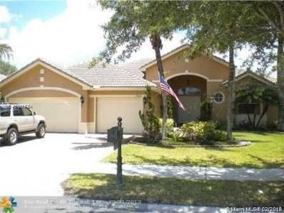 Parkland Single Family Home For Sale: 10856 NW 66th Ct