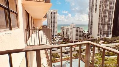 Sunny Isles Beach Condo For Sale: 210 174th St #1703