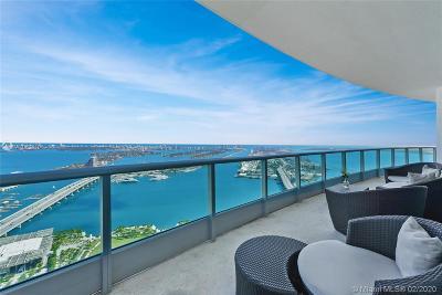 Miami Condo For Sale: 900 Biscayne Blvd #PH6307