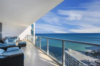 Hollywood Condo For Sale: 3101 S Ocean Dr #2703