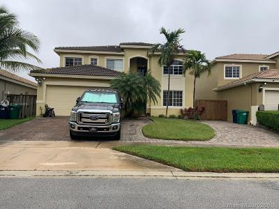 Cutler Bay Single Family Home For Sale: 8917 SW 211th Ln