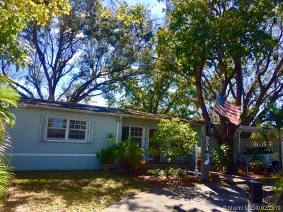 Hialeah Single Family Home Active With Contract: 934 W 69th Street
