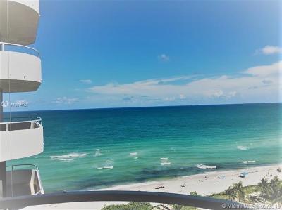 Oceanside Plaza, Oceanside Plaza Condo Condo For Sale: 5555 Collins Ave #15P