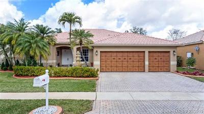 Miramar Single Family Home For Sale: 14641 SW 33rd Ct
