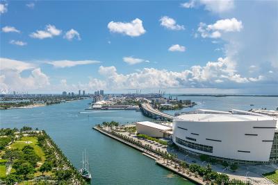 900 Biscayne, 900 Biscayne Bay, 900 Biscayne Bay Condo, 900 Biscayne Condo, 900 Biscayne Condominium Condo For Sale: 900 Biscayne Blvd #2609
