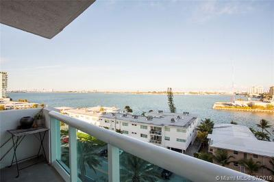 North Bay Village Condo For Sale: 7910 Harbor Island Dr #704