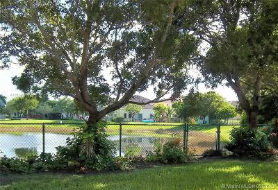Homestead Single Family Home Active With Contract: 1831 SE 14th Cir