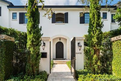 Coral Gables Single Family Home For Sale: 6400 San Vicente St