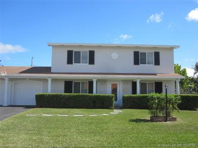 Palmetto Bay Single Family Home For Sale: 17421 SW 93rd Ave