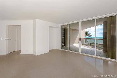 Miami Beach Condo For Sale: 6767 Collins Ave #408
