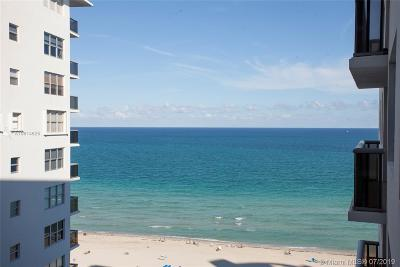 Condo For Sale: 6039 Collins Ave #1521